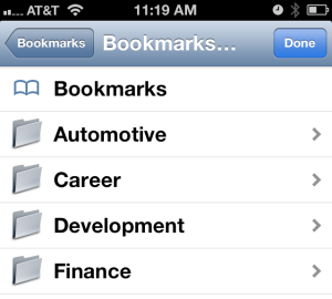 BookmarksiPhoneExp