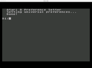 6502 Atari 400/800 OSA Prefs