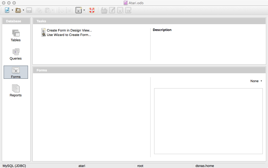 Making OS X, LibreOffice, and MySQL Play Nice!   Unfinished
